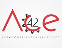Ace 42- Logo