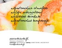 Magazine ad - SushiZushi