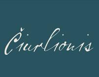 Typeface MKČiurlionis