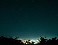 Nightscapes - Mt. Makiling