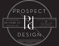 Prospect Design Marketing Collateral