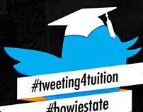 #tweeting4tuition digital flyer