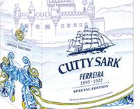 CUTTY SARK - Edição Limitada