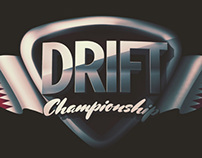 Qatar Drift Championship Logo