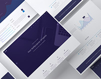 Clean Website Showcase Mockup