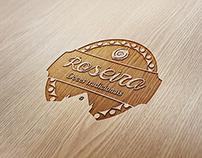 Roseira - Logo, Cards and Packaging
