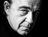 Portrait. Didier Gesquière (Comedian, actor)