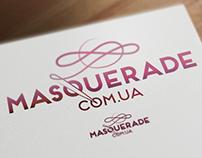 Masquerade.com.ua Logo Develop
