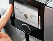 User Interface OF Coffee Machine