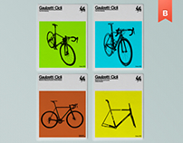 Visual Identity - Gaulzetti Cicli