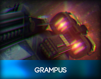 Grampus Drop Ship concept