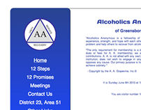Alcoholics Anonymous of Greensboro