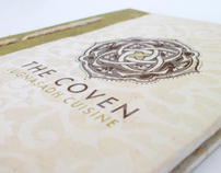 The Coven Restaurant Identity