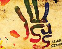 """""""Jesus Tribe"""" Series Artwork"""