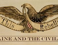 Maine Historical Society's Civil War Exhibit