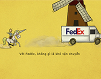 Fedex Express TVC