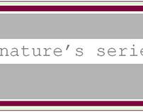 nature's series