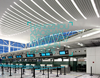 Hangzhou Xiaoshan International Airport/Check-in Island