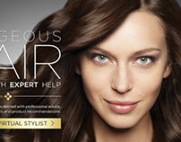 Hair Promotion - Unilever/MakingLifeBetter