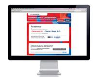 E-mails design   Cablevisión - Fibertel.