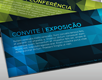 Invitations for the Azorean Association of Architects