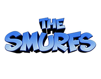 The Smurf's - Web Game - CG Art Assets