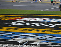All Star race at charlotte 2011