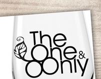 The One & Only - logo, brochure and labels design