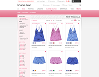 LaVieenRose.com - Results page redesign - Study