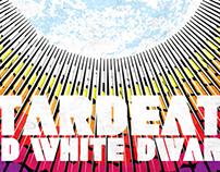 Stardeath & White Dwarf Concert Poster