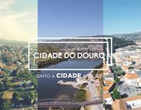 CIDADE DO DOURO Sinto a cidade porque...