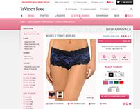 LaVieEnRose.com - product page - Study