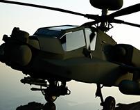 Destroyer Takes Flight: Apache