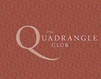 The Quadrangle Club brochure