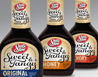 Shurfine Sweet & Tangy BBQ Sauce