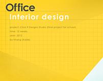 """""""C9's Office"""" interior design"""