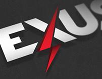 EXUS - Corporate identity