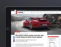Wheels.ca: Website UI/UX
