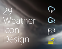 weather icon design
