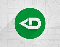 Dominik Dávid - Personal logo