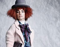 Puppet house/ELLE Bulgaria October issue 2013