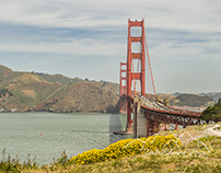 Spring at the Golden Gate