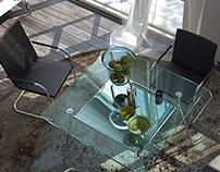 Penthouse 3D Visualization