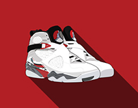 Air Jordan Playing Cards