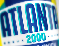 Atlanta pack design