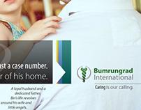 Bumrungrad Hospital . Re-Positionning