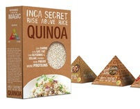 INCA SECRET: rise above rice