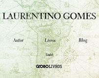 Site Laurentino Gomes | GLOBO LIVROS