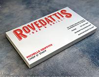 Rovedatti's Brand Identity Update Proposal
