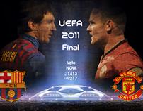 UEFA Final 2011 Voting TV Ad.
